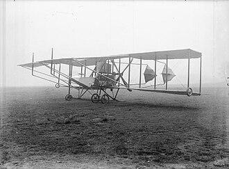 Cody V biplane - Image: Cody aircraft mark V RAE O354