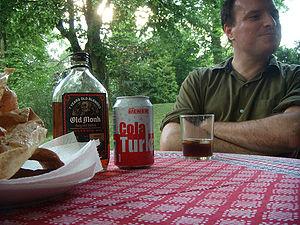 Ülker - A can of Cola Turka.