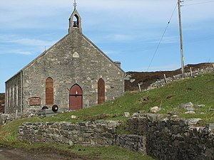 Free Church of Scotland (since 1900) - Free Church in Coll.
