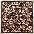 Collectie NMvWereldculturen, RV-847-62, Batikpatroon, 'Kupu rawis', voor 1891.jpg