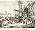 Collection de cent-vingt estampes, gravée d'après les tableaux and dessins qui composoient le cabinet de m. Poullain précédée d'un abrégé historique de la vie des auteurs qui la composent Cette suite (14776658224).jpg