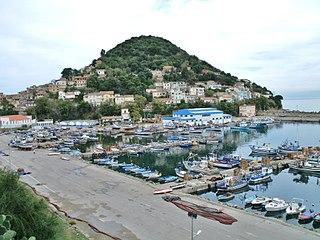 Collo City and Common in Skikda, Algeria