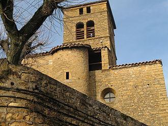 Collonges-au-Mont-d'Or - Image: Collonges au Mont d'Or Eglise Saint Nizier (69) 1