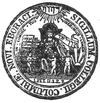 Columbia University Press Seal from 1898