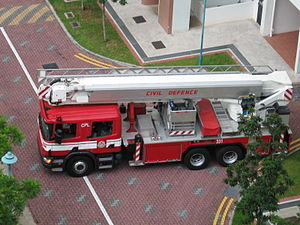 Singapore Civil Defence Force - Wikipedia, the free encyclopedia