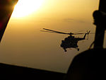 Combined air assault mission nets 'interesting' cache in Jaghatu District 130807-D-NB215-570.jpg