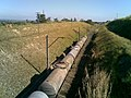 Comboio que passava pela Variante Boa Vista-Guaianã km 229 sentido Boa Vista em Indaiatuba - panoramio - zardeto (1).jpg