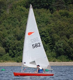 Comet (racing dinghy) - Comet 582
