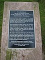 Commemorative plaque - geograph.org.uk - 582399.jpg