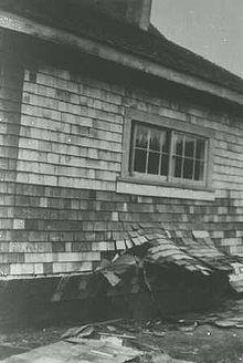 1946 Vancouver Island Earthquake Wikipedia