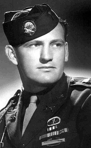 Lynn Compton - Lynn Compton in his uniform during World War II
