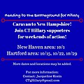 Connecticut Hillary supporters help to get out the vote in New Hampshire.jpg