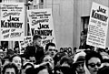 Connecticut ILGWU members rally supporting John F. Kennedy for U.S. president, 1959. (5279075108).jpg