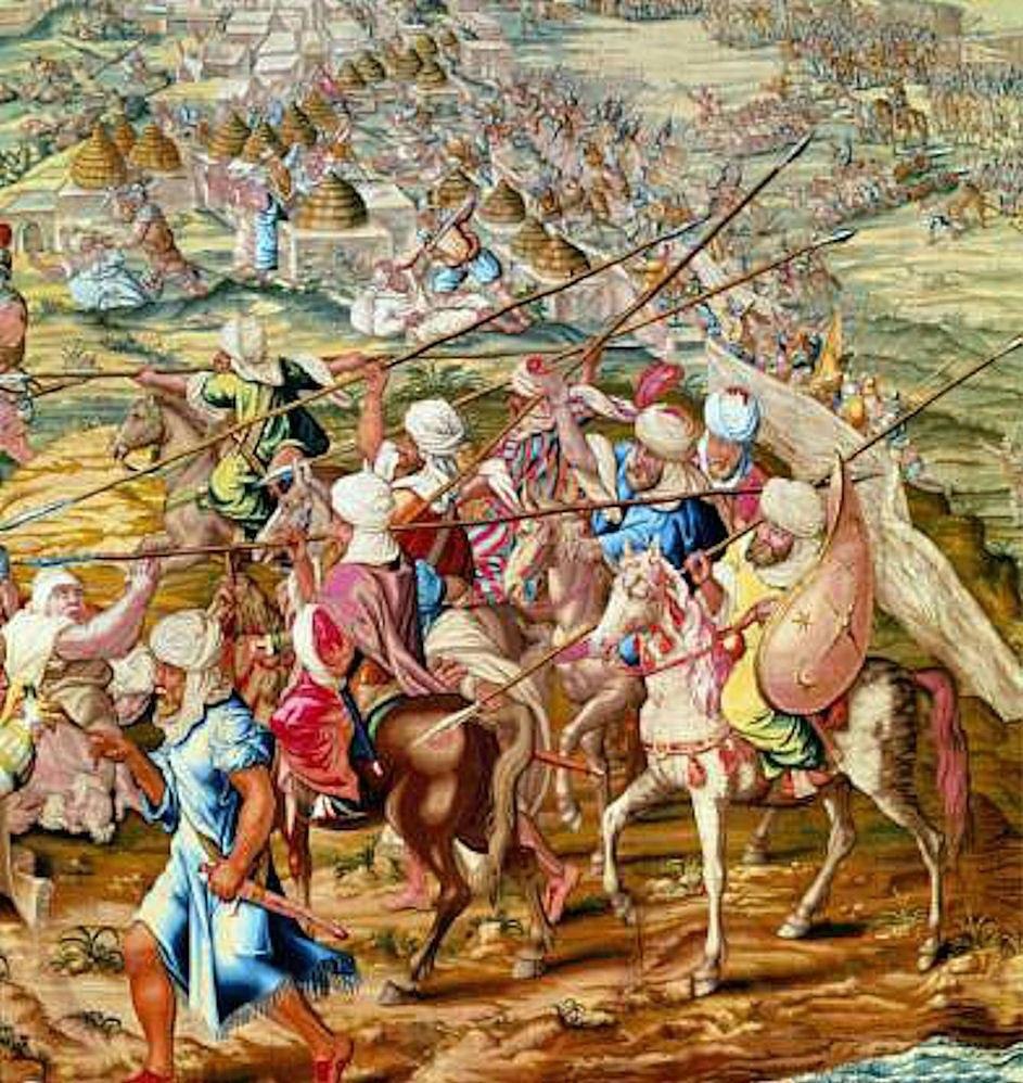 Conquest of Tunis 1535 bis