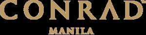 Conrad Manila - Image: Conrad Manila logo