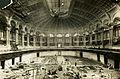 Construcció del Palau Nacional. Sala Oval. Autor desconegut, 1926-29.jpg