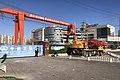 Construction site of Pingfangcun Station (20210128133350).jpg