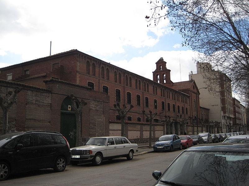 Archivo:Convento Corpus Christi Valladolid.jpg