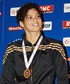 Coralie Balmy lors des Championnats de France en petit bassin 2012.jpg