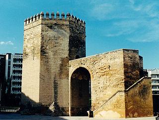 Albarrana tower