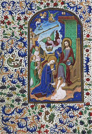 Coronation of the Virgin - Libro de horas de leonor de la vega.jpg