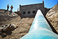 Corps installs new sump station lines for River Park levee (15277034827).jpg