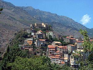 Corte, Haute-Corse - Citadel