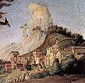 Cosimo, Piero di - Perseus Frees Andromeda (detail) - c. 1515.jpg