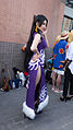 Cosplayer of Hancock from One Piece in CWT39 20150228a.jpg
