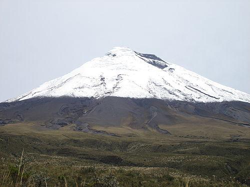 Sierra Region Ecuador