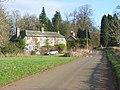 Cottages and road, Nuneham Park - geograph.org.uk - 717288.jpg