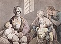 Count Ugolino and his Children in the Dungeon - Thomas Rowlandson - Rowlandson-98503.jpg