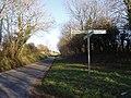 Country crossroads - geograph.org.uk - 313434.jpg
