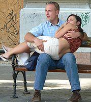 Couple in love - Budapest.jpg