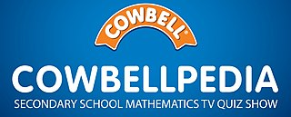 <i>Cowbellpedia</i> Nigerian national mathematics television quiz show