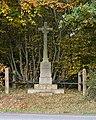 Croix de chemin des pélerins (Acigné, Ille-et-Vilaine, France).jpg