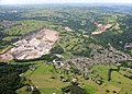 Cromford Hill and Dene Quarry - geograph.org.uk - 1106050.jpg