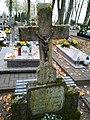 Crucifix in Cemetery in Slawno GrMOs2019 (Bronislawa Dziubowa, emerytka).jpg