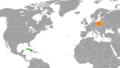 Cuba Poland Locator.png