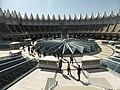 Cubierta o terraza de la sede del Instituto del Patrimonio Cultural de España, en Madrid.jpg