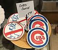 Curse of the Billy Goat and Chicago Cubs cookies 2016.jpg