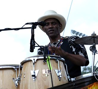 Cyril Neville - Neville performing in 2007