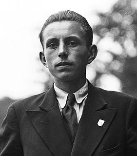 Czesław Spychała Polish tennis player