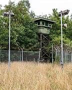 Dülmen, Kirchspiel, ehem. Sondermunitionslager Visbeck, Bereich der US Army, Wachturm -- 2020 -- 8886.jpg