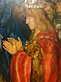 Dürer Feast of the Rosary (detail) 02.jpg