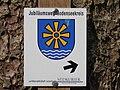 D-BW-Bodenseekreis - Jubiläumsweg Bodenseekreis, Wegmarkierung.jpg