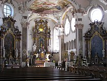 D-BW-Erbach (Donau) - Pfarrkirche St Martinus 055.JPG
