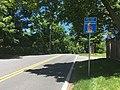 DE 82 NB Red Clay Scenic Byway marker past DE 52.jpg