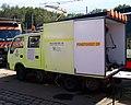 DOD vozovna Motol, dvoucestné vozidlo KIA (01).jpg