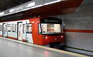 DT3 Hauptbahnhof TB